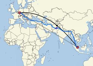 SINGAPUR - Stopover auf dem Weg nach NEUSEELAND